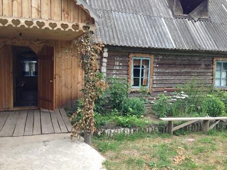 Усадьба в Маньковичах - Райский уголок7