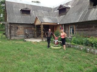 Усадьба в Маньковичах - Райский уголок8